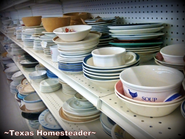 Your donated goods to 'charity' don't help their cause. It's the SALE of those goods (and money received) they need. Buying Used From Thrift Stores Is Good For The Environment. You help a good cause & you often get higher quality at a lower cost too! #TexasHomesteader