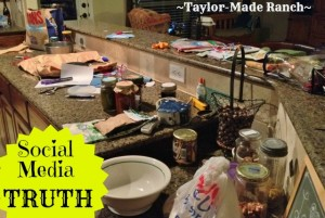 A Roundup of my CHRISTMAS POSTS - homemade gift ideas, decorating, celebrating and wrapping ideas. Grab some coffee & come stay a spell... #TaylorMadeHomestead