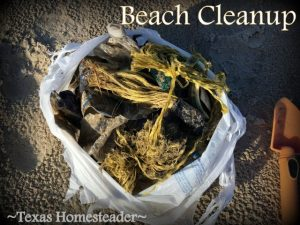 Beach cleanup. Make time to spend with family! Life's short and there's no promise of tomorrow. Recently we spent family time at Surfside Beach, Texas. #TexasHomesteader