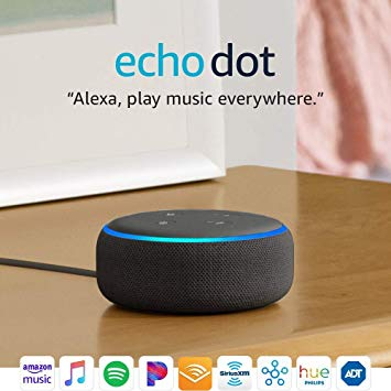 Echo Dot. Looking for Father's Day gift ideas? Here is a list of the gifts dad will love! #TexasHomesteader