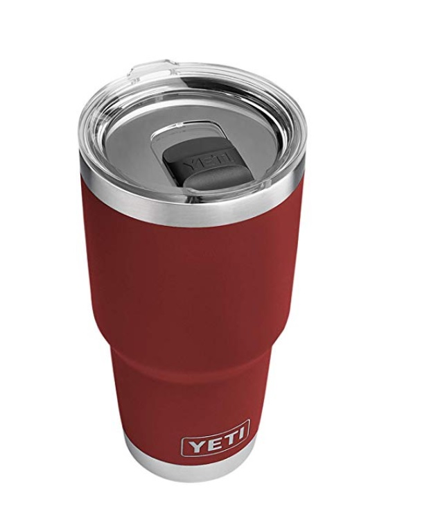 Yeti tumbler. Looking for Father's Day gift ideas? Here is a list of the gifts dad will love! #TexasHomesteader