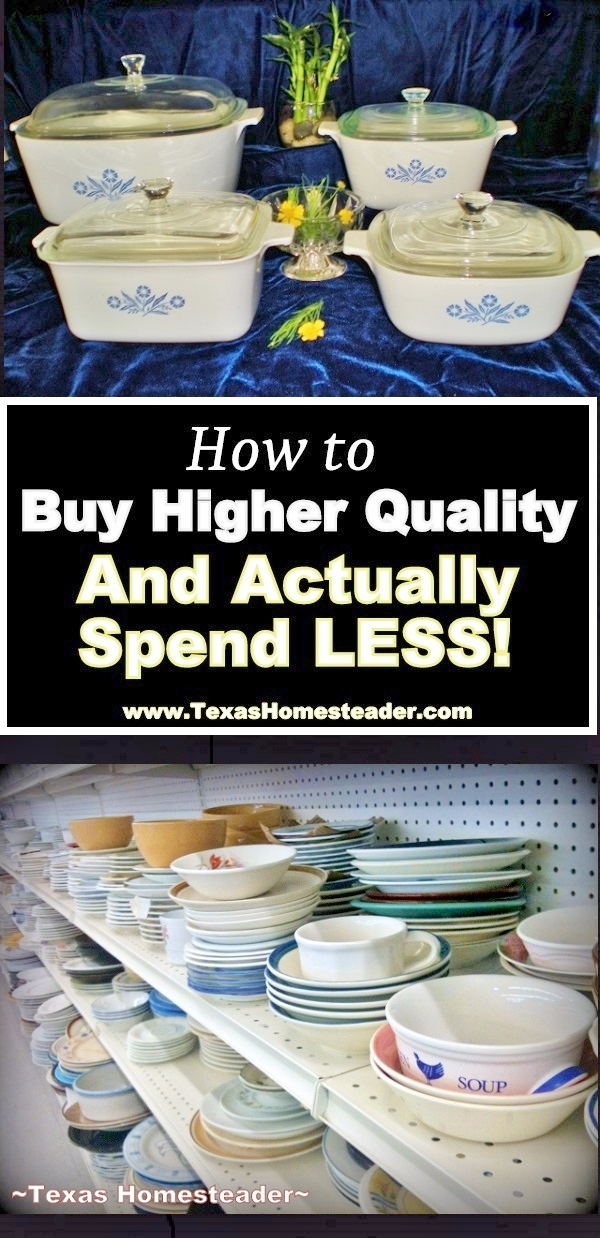 Cheaply made items are bound to frustrate me in the long run. Higher quality outperforms and outlasts, but it doesn't have to be more expensive. #TexasHomesteader