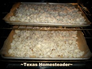 Dehydrating Potatoes. If you buy a bag of potatoes cheap, how do you preserve them before they go bad? Dehydrate them! #TexasHomesteader