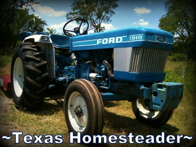 """My tractor canopy material was shot so I needed to come up with a solution. I say """"Use What Ya Got""""! See what my solution was. #TexasHomesteader"""