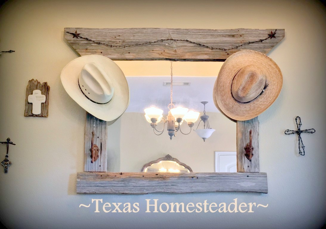 Buying Used From Thrift Stores Is Good For The Environment. You help a good cause & you often get higher quality at a lower cost too! #TexasHomesteader