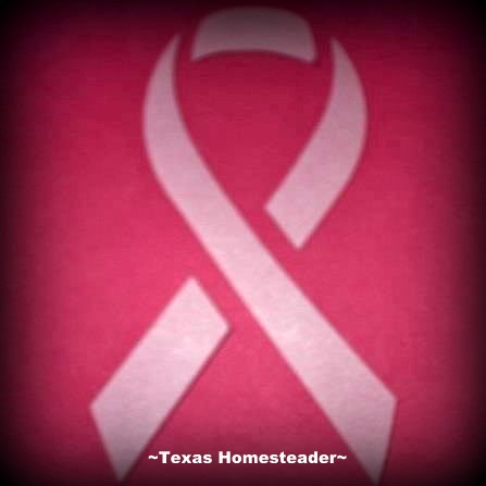 As I celebrate the anniversary of the day I kicked breast cancer to the curb, I'm racked emotionally with some powerful feelings. #TexasHomesteader