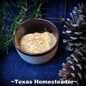 Stale bread used for breadcrumbs to eliminate food waste. Can you eat your compost? Come see ways I've saved food previously destined for the compost pile for delicious use in my kitchen. #TexasHomesteader