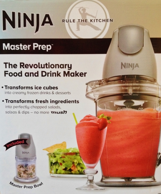 I absolutely love my Ninja blender! #TexasHomesteader