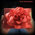Low-Waste Gift Ideas #TexasHomesteader