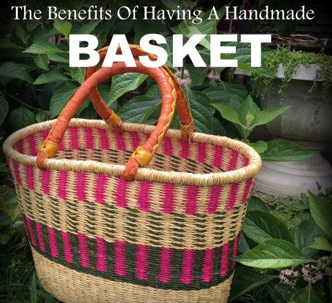 I love my handmade basket but will I use it as much as I think I would? Recently we took a traveling day-trip & it was used once again #TexasHomesteader