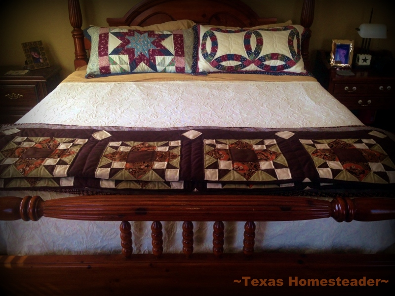 Make your bed daily. Why have we complicated cleaning? Here are a few cleaning techniques at our Homestead that grandma would surely approve of. #TexasHomesteader