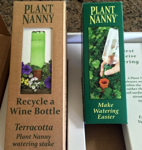 I tested a Plant Watering System that uses a porous Terracotta stake & a repurposed water bottle, but how did it work? #TexasHomesteader