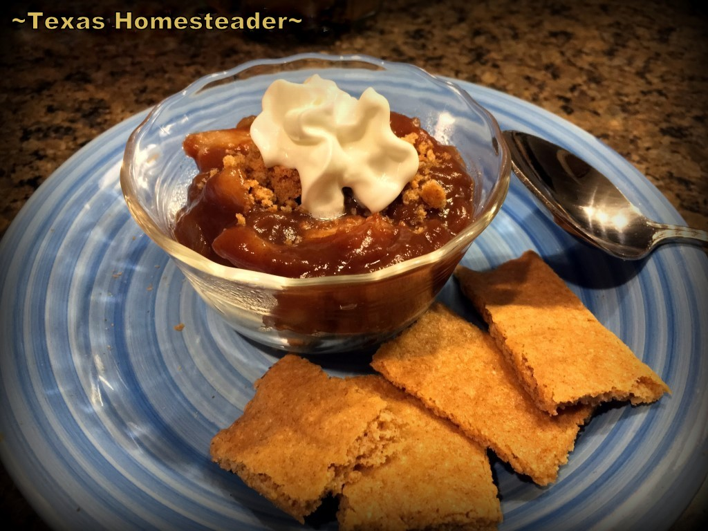 I needed graham crackers for a recipe so I made them myself. I even made them extra honey-flavored! Easy, Inexpensive & Delicious. #TexasHomesteader