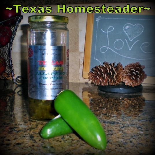 I just can't get enough jalapenos and I've found a way to dehydrate them so I can enjoy them long after the lazy days of summer are gone. #TexasHomesteader