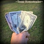 Easiest Self-Sufficiency Steps - Save money on necessities. Many are trying to practice self sufficiency these days. Come see how to save money on groceries, necessities, and make things yourself #TexasHomesteader