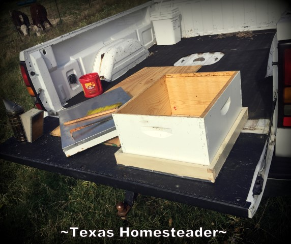There's more to harvesting honey than just walking to the hives. Come see the steps we take before harvesting that sweet honey we crave. #TexasHomesteader