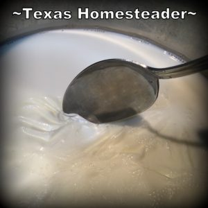 Remove milk skin from cooled milk. Instant Pot Yogurt - so easy! I'm sharing step-by-step instructions with photos to make your own creamy yogurt. #TexasHomesteader